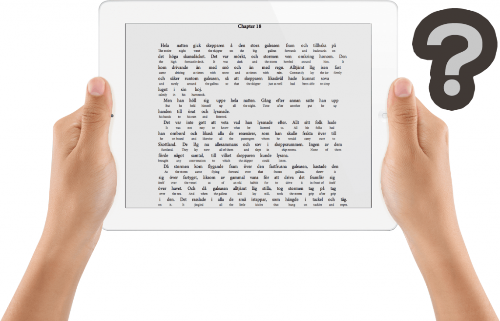 How to Use Interlinear Books