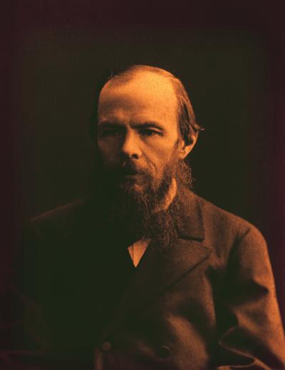 Picture of Dostoyevsky