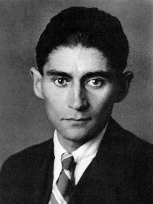 Kafka on Books translation in Interlinear
