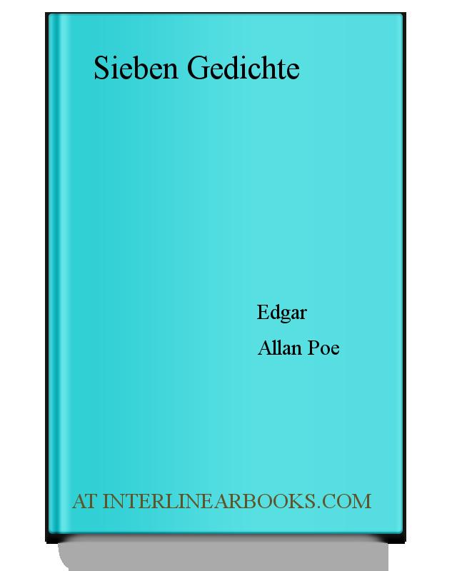 Sieben Gedichte Analysis For German Learners
