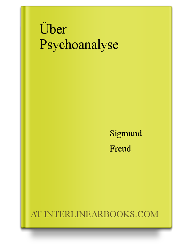 über Psychoanalyse Analysis For German Learners