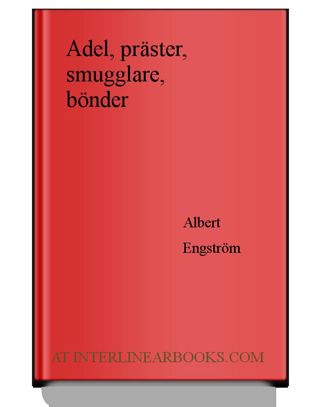 4260c4511cb8 Full Text of Adel, präster, smugglare, bönder In Swedish |  InterlinearBooks.com