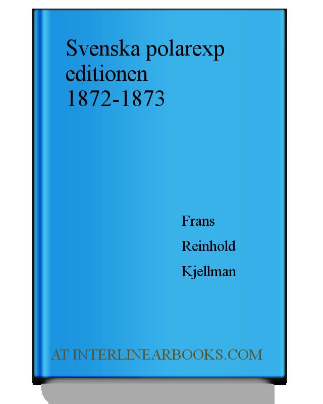 Full Text of Svenska polarexpeditionen 1872-1873 In Swedish ... 20a31958e631b