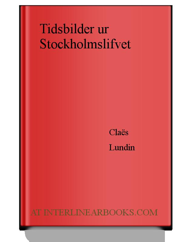 Fraga dn om stockholm bellmansk kallare